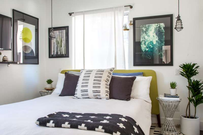 House Tour Vintage And Modern Mixed In Silver Lake