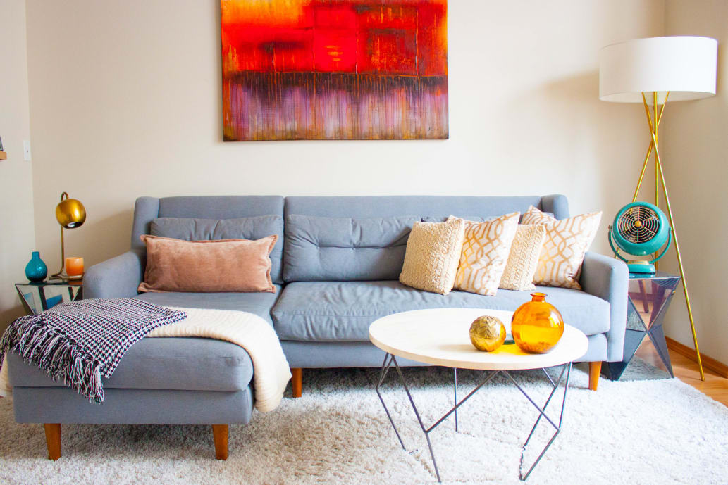 Small living room decorating ideas apartment therapy for Images of decorated small living rooms