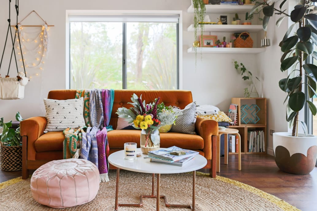 Bohemian Decorating Ideas For Living Room: Bohemian Style Decor Ideas From Australian Homes