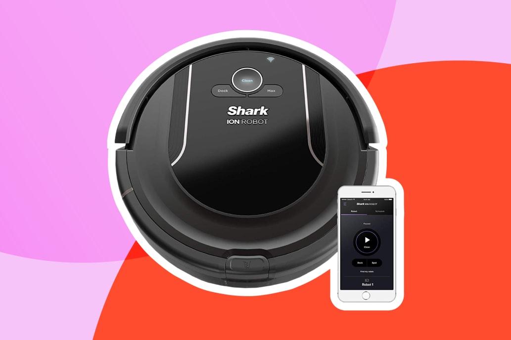 Amazon Best Shark Robot Vacuum Black Friday Deal