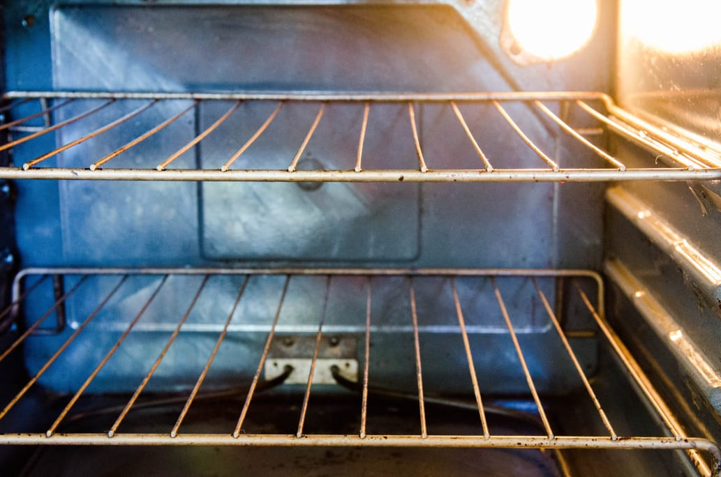 How To Clean Your Oven Racks Kitchn