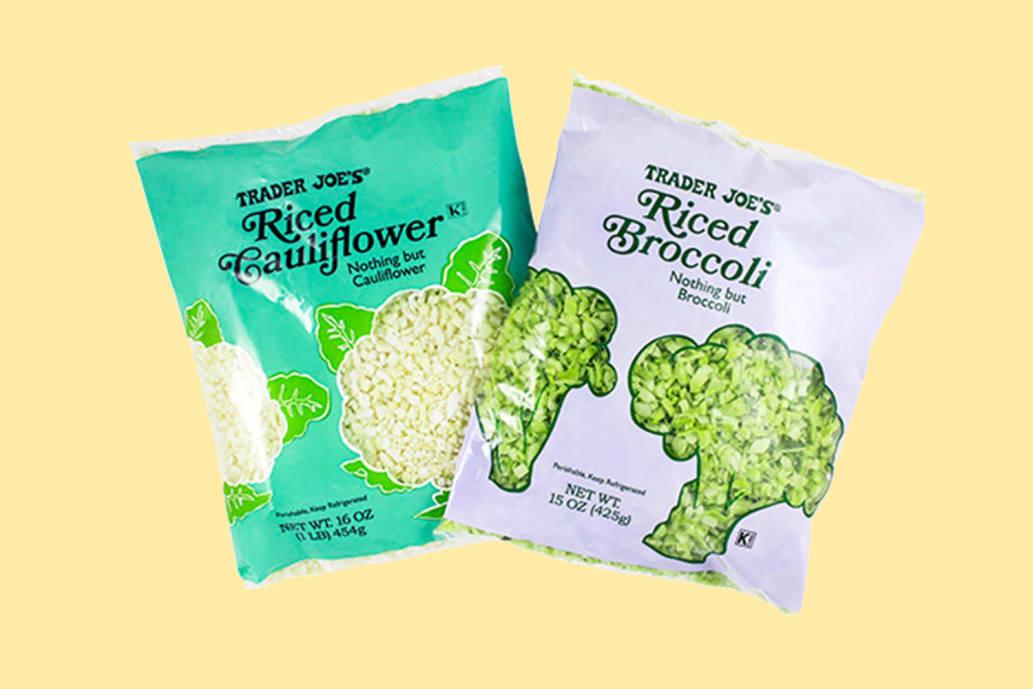 Riced Broccoli Recipes Trader Joes