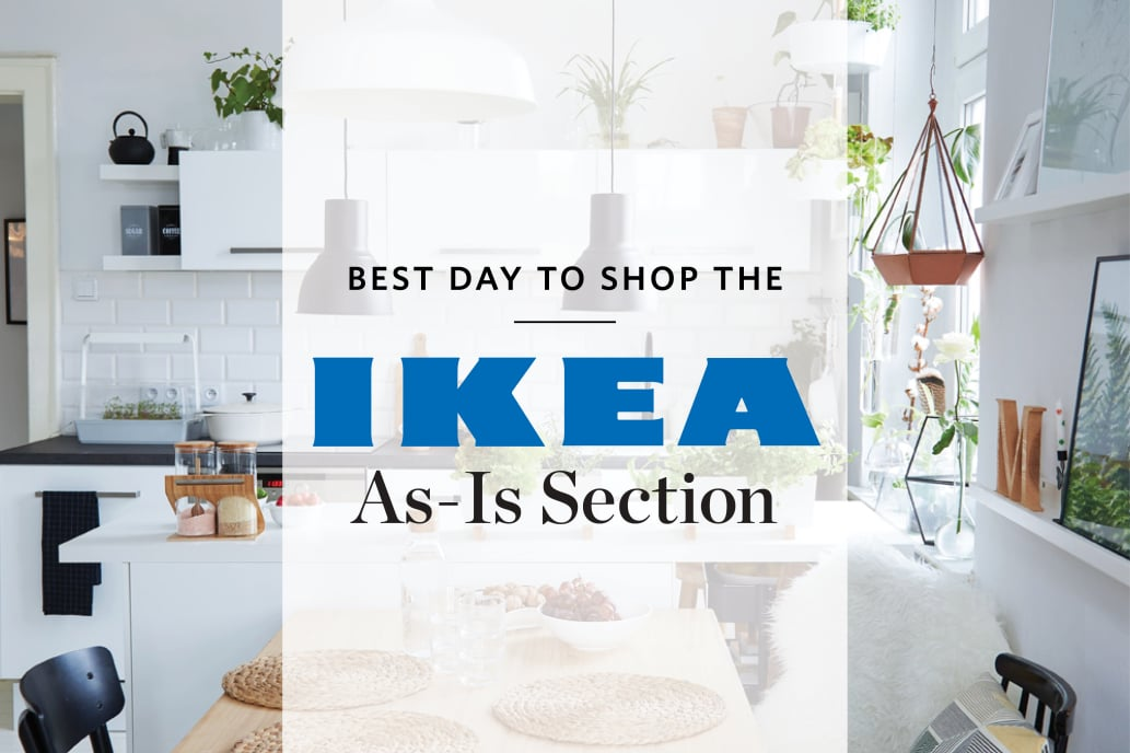 the best day to shop ikea 39 s as is section apartment therapy. Black Bedroom Furniture Sets. Home Design Ideas