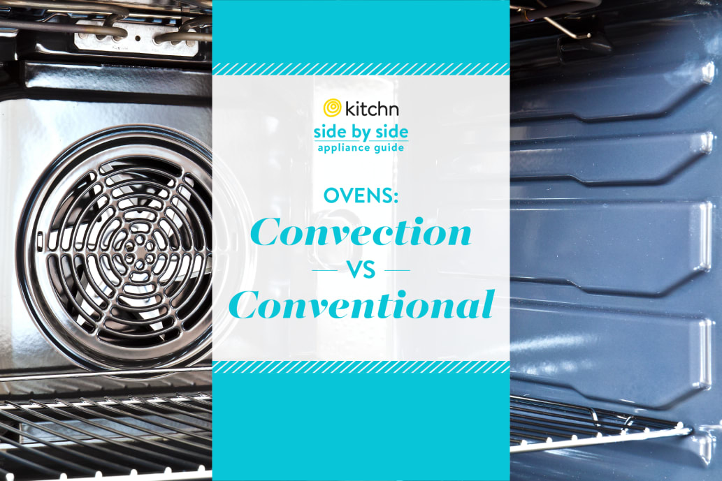 Ovens: Convection vs. Conventional