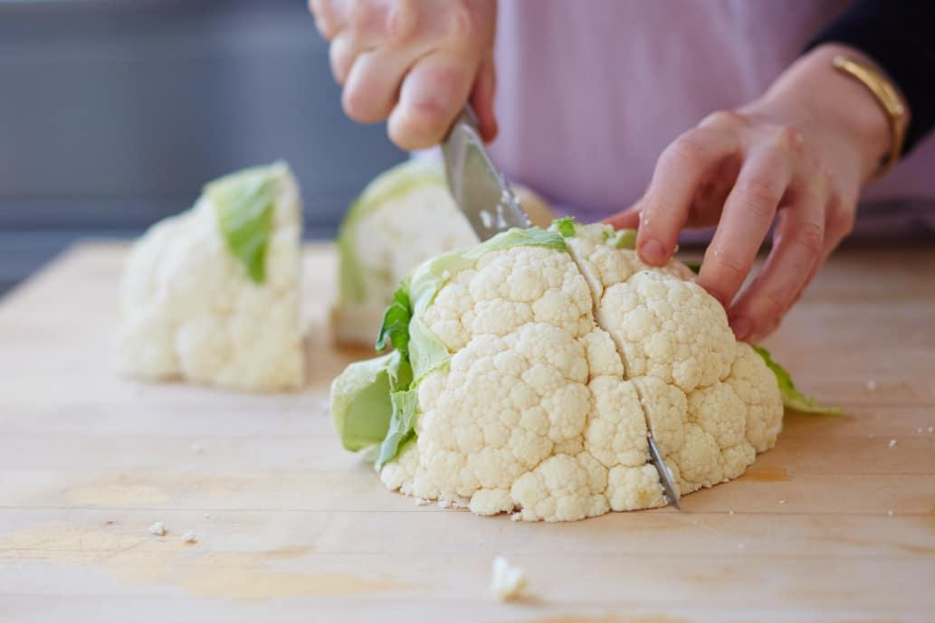 Cauliflower Flour Low-Carb Baking Alternative | Kitchn