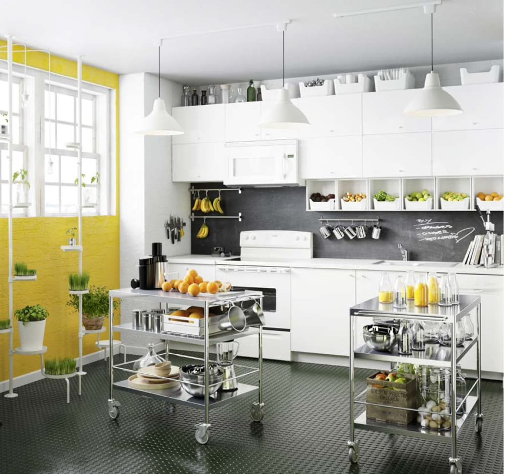 Kitchen Cabinets Sizes: IKEA's New SEKTION Cabinets: Sizes, Prices & Photos!