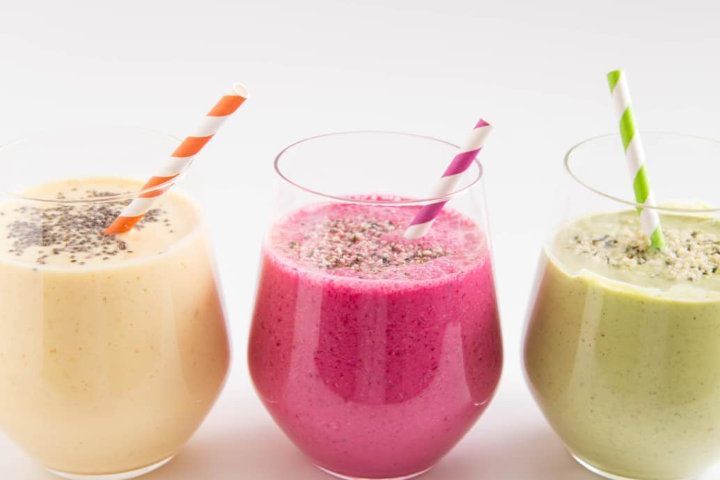 5-Minute Homemade Protein Shakes