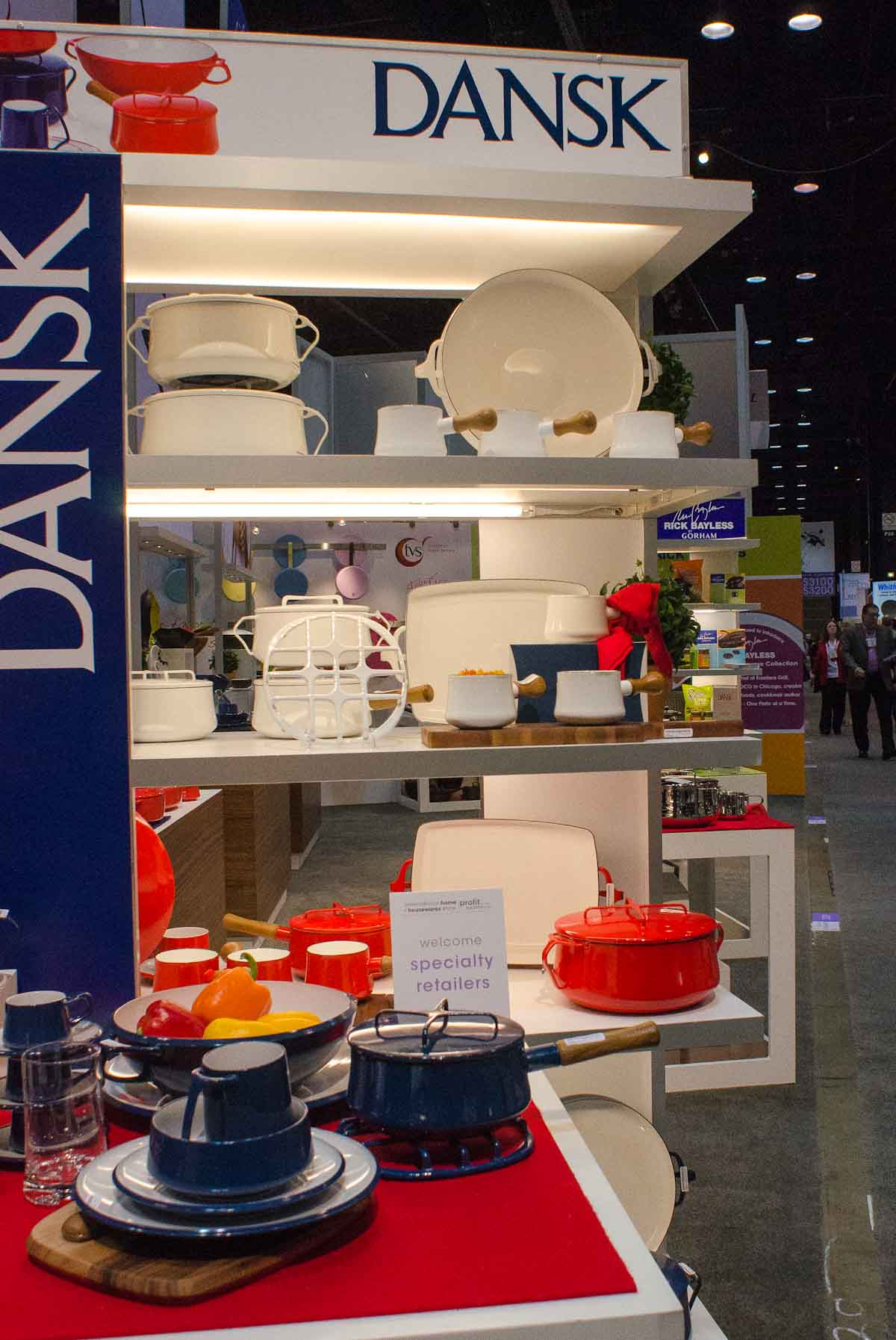 New Colors And Teacups For Reissued Dansk Kobenstyle Cookware Kitchn