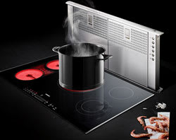 What Are The Pros And Cons Of Downdraft Ventilation Kitchn
