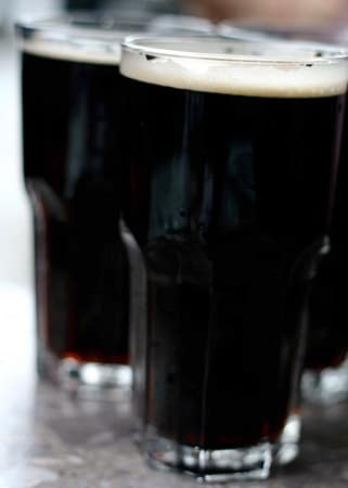 Are stouts bottom or top fermenting
