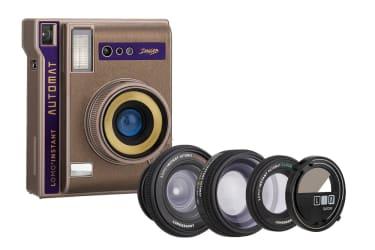 Lomo'Instant Automat Dahab + Lenses