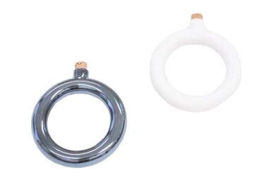 Ceramic Bracelet Flask