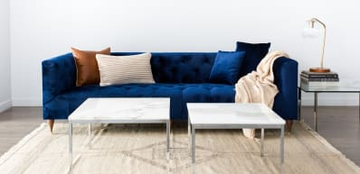 A New Take on the Chesterfield Sofa: Ms. Chesterfield | Apartment ...