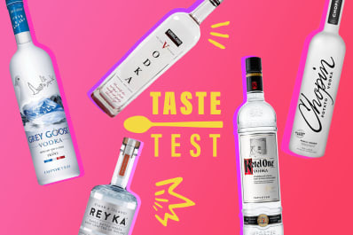 Costco Kirkland Vodka Review Best Vodka Rankings Kitchn