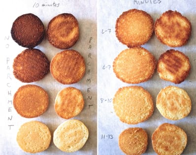 Tip The Secret To Baking Perfectly Browned Cookies Every