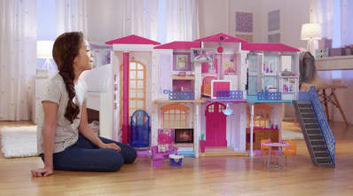 Most Popular Toys 2017 Best Selling Barbie House Apartment Therapy