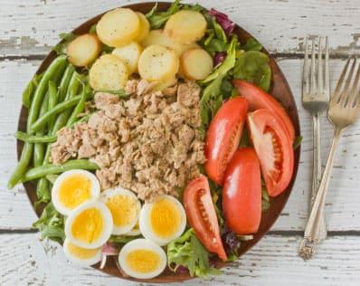 Recipe: Salad Nicoise