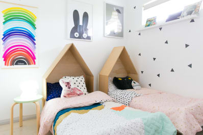 Creative Fun Kids Bedroom Decorating Ideas Apartment Therapy