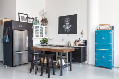 Kitchen Ideas Cheap.Cheap Pretty Ideas For Ugly Kitchens Apartment Therapy
