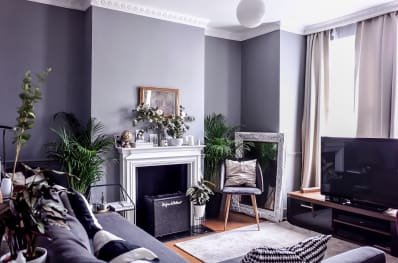 london home tour a renovated victorian maisonette apartment therapy