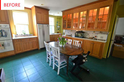 Renovation Free 1970s Kitchen Redo - Before After | Apartment Therapy