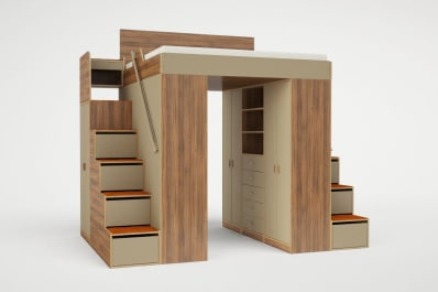 Check Out Customizable Loft Beds For Adults Apartment Therapy