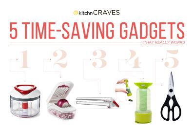 5-Time Saving Gadgets