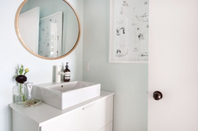 Bathroom Organizer Tips Apartment Therapy