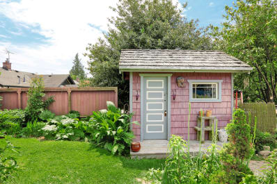 Backyard Apartment backyard shed faqs - zoning laws and permits | apartment therapy