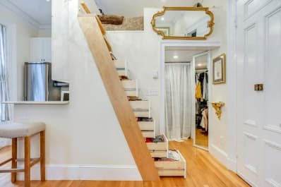 Storage Ideas For Small Studio Apartment Apartment Therapy