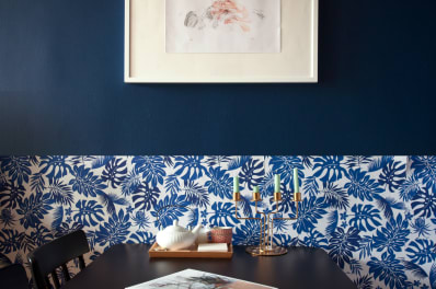 The Best Colors To Complement Blue Apartment Therapy
