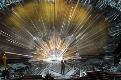 Oscar 2018 stage