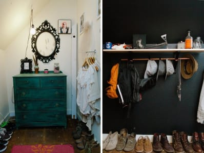 8 Ideas To Steal From Bridget Jakes His Hers Closets