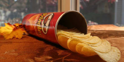 where are pringles made