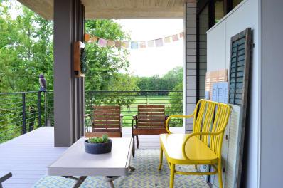 Small Patio Balcony Decorating Ideas | Kitchn