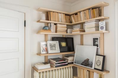 How To Style Your Bookshelves