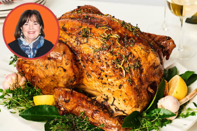 I Tried Ina Garten S Perfect Roast Turkey And Brine Kitchn