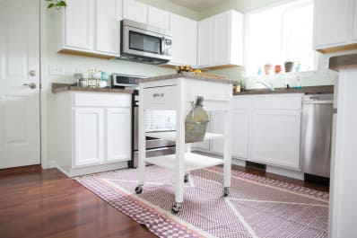 Best Way To Clean Kitchen Rug Kitchn - What to clean kitchen floor with