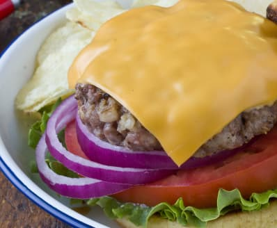 Grilling Recipe: Beef-Bacon Burger Blend