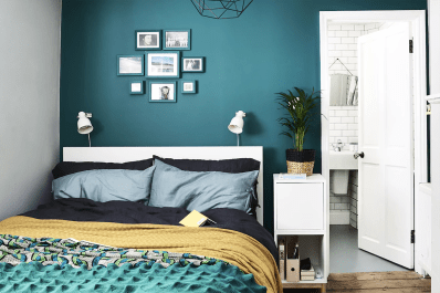 How To Decorate Small Bedrooms On A Budget