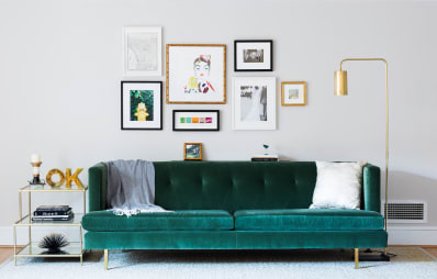 The Best Websites To Get Your Art Framed Online Apartment Therapy