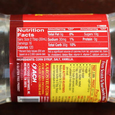Corn Syrup Vs High Fructose Corn Syrup There Is A Difference Kitchn