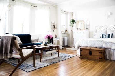 Etonnant 5 Things You Should Know About Living In A Studio Apartment (From Someone  Who Has Done It)   Apartment Therapy
