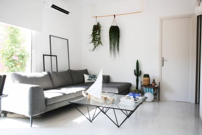 Shopping Sources For A Minimal Mediterranean Style Apartment Therapy