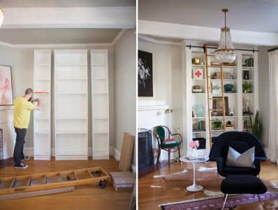 Living Room Storage Hacks: 9 DIY Ideas | Apartment Therapy