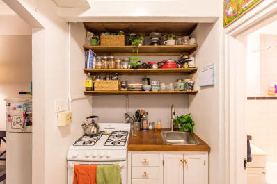 Small Kitchen Ideas Diy Projects Apartment Therapy - Apartment-therapy-kitchen