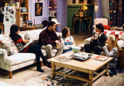 Friends Apartment Updated Set Decor 2018 Apartment Therapy