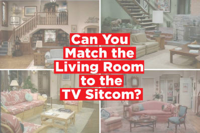 Sitcom Sets | Quiz Match The Famous Living Room To The Tv Sitcom Apartment Therapy