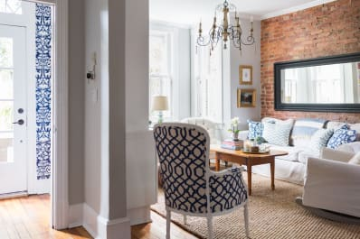 Top Cities for Interior Design | Apartment Therapy on luxury home study room design, home office study design, traditional study room interior design, home office den study,