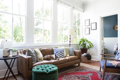 5 Genius Ways To Arrange Furniture In A Long, Narrow Living Room.  7f799d7a9b1d944acd8226bbd77d2e401f272751